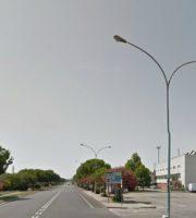 Viale dello Sport (foto Google Maps)