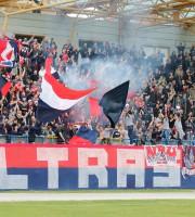 Samb-Folgore Veregra 1-1, i tifosi