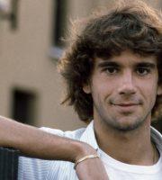 ©ravezzani/lapresse archivio storico sport calcio anni '80 Stefano Borgonovo nella foto: Stefano Borgonovo