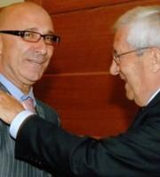 Tullio Luciani e Adalberto Corsi, Presidente nazionale Fnaarc