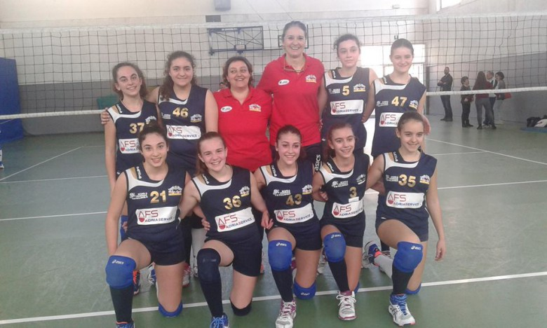 Volley Angels Under 13
