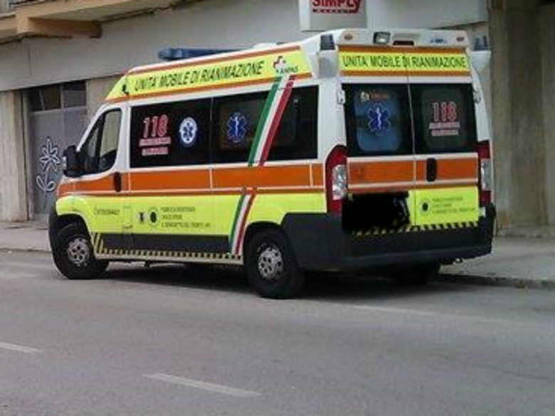 Ambulanza (foto di repertorio)