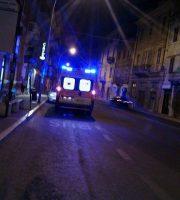 Ambulanza sulla Statale 16 (foto di repertorio)