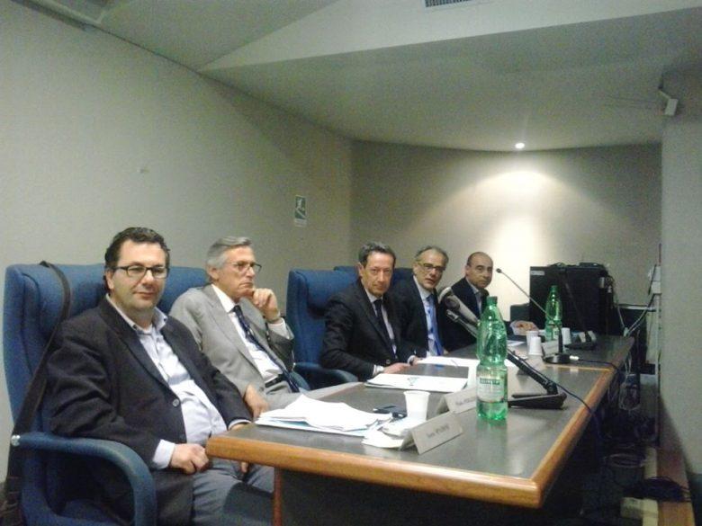 I cinque candidati sindaco