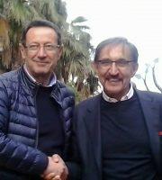 Pasqualino Piunti e Ignazio La Russa