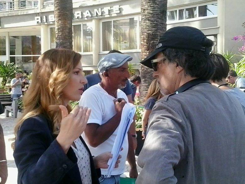 Clotilde Sabatino e Fabrizio Costa