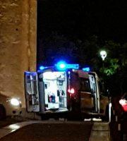 Ambulanza al Paese Alto, 22 maggio