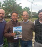 Andrea Perugini, Paolo Parmegiani, Fausto Olivieri, Giulio Brandimarti