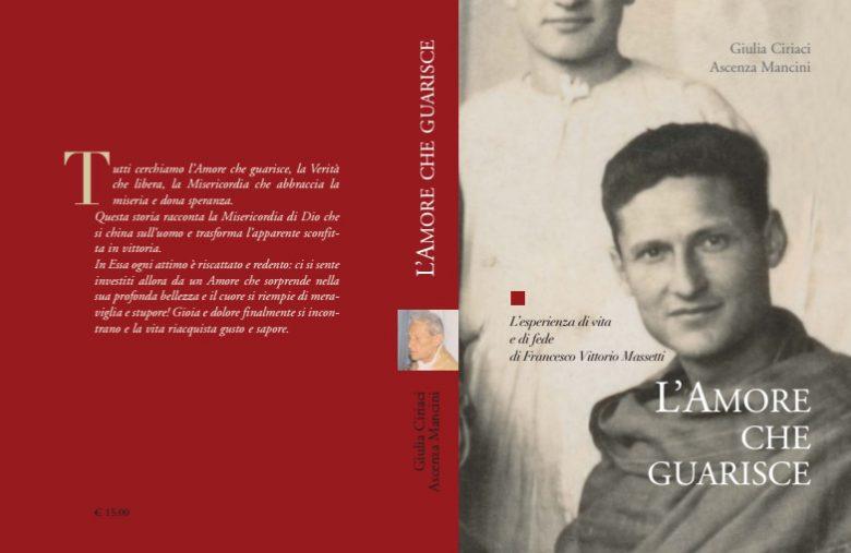 Copertina del libro su Don Vittorio Massetti