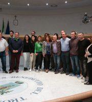 La squadra di Massimiliano Castagna