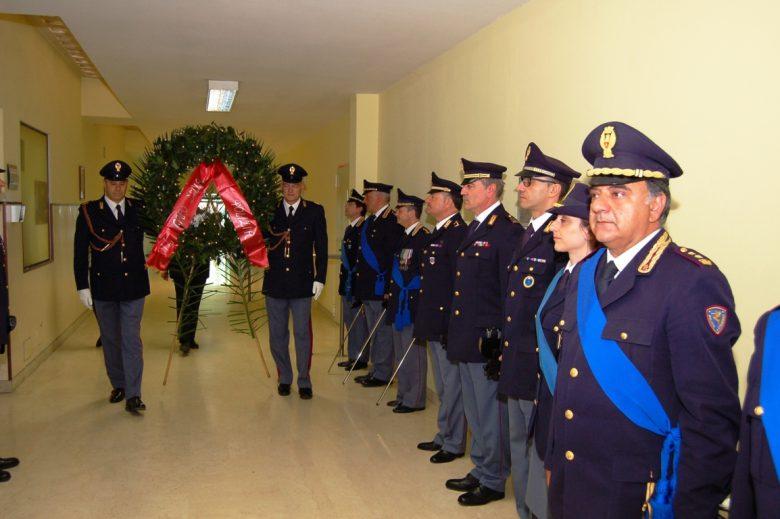 Festa della Polizia a Teramo (foto Questura di Teramo)