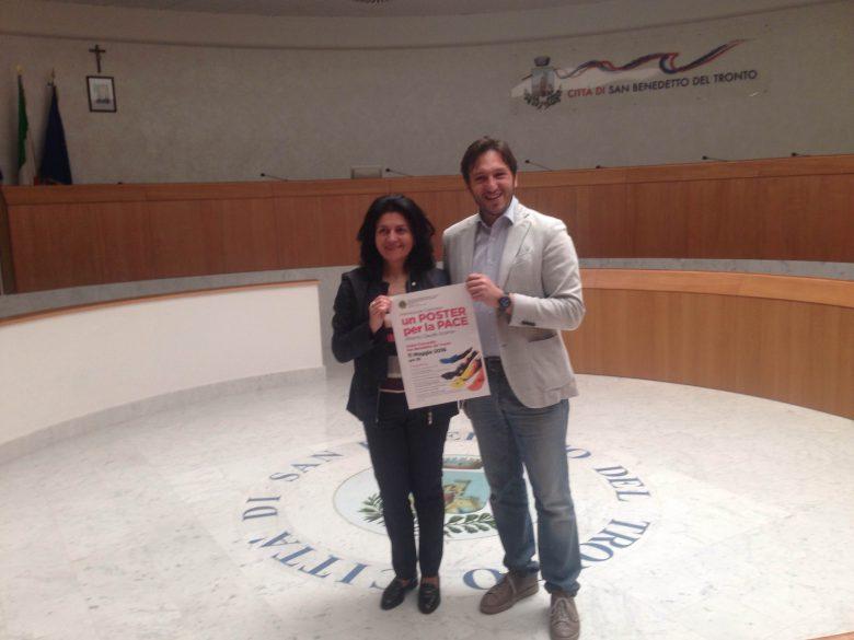 Rita Virgili e Traiano Ruffo Campanelli, Presidenti Club Lions San Benedetto del Tronto Host e Truentum