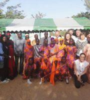 La delegazione di San Benedetto in Senegal (foto Comune di San Benedetto del Tronto)