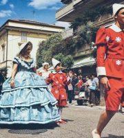 Parata a Grottammare (foto tratta da Instagram, Igerspiceni)