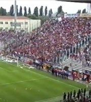 Tifosi Samb a Parma nel 2012