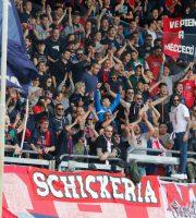 Samb-Chieti 1-2, in curva anche tifosi del Bayern Monaco