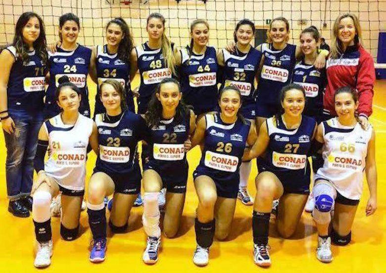 Volley Angels Conad 2016