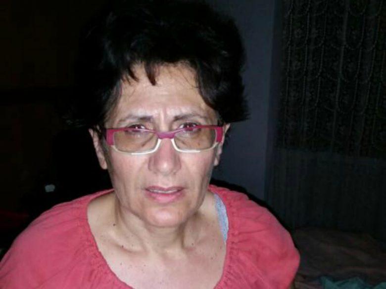 Luisa Talamonti (foto tratta dalla pagina Facebook Gabriele Milani)