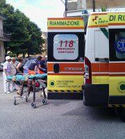 Anziana soccorsa in via San Tommaseo, 30 giugno