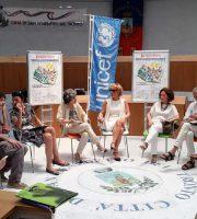 La presentazione della 23esima edizione del Premio Libero Bizzarri, al centro il presidente Maria Pia Silla