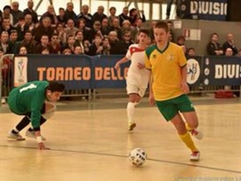 Christian Starace al Torneo delle Regioni 2015