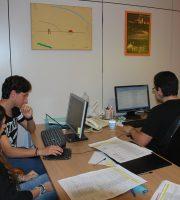 Studenti in Comune (foto Comune di San Benedetto del Tronto)