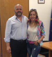 Giovanni Gaspari e Sonia Roscioli