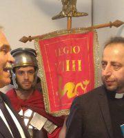 Domenico D'annibali e don Armando Moriconi