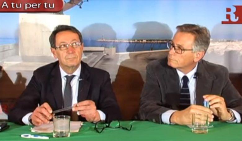 Pasqualino Piunti e Paolo Perazzoli