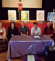 Premiazione a Grottammare, 4 giugno (foto tratta dalla Pagina Facebook Paese Alto Grottammare)