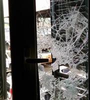 Recfer vittima dei ladri, 21 giugno (foto concessa da Roberto Capocasa)