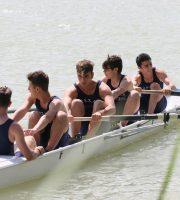 Squadra in barca