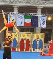L'Asd Ginnastica Mamoti vince il Trofeo Internazionale