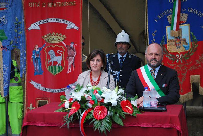Giovanni Gaspari in Palazzina Azzurra