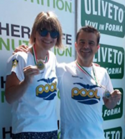 Valeria Damiani e Vincenzo Cinaglia