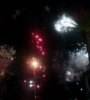 Fuochi d'artificio a Grottammare, luglio 2016