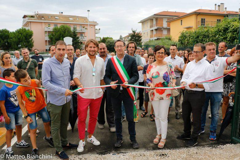 Inaugurazione Centro Sportivo Eleonora