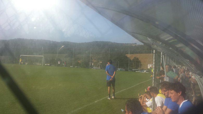 Filippo Inzaghi dirige i suoi dalla panchina