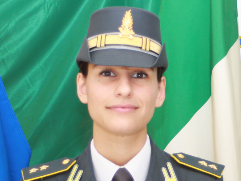 Tenente Silvia Mancini