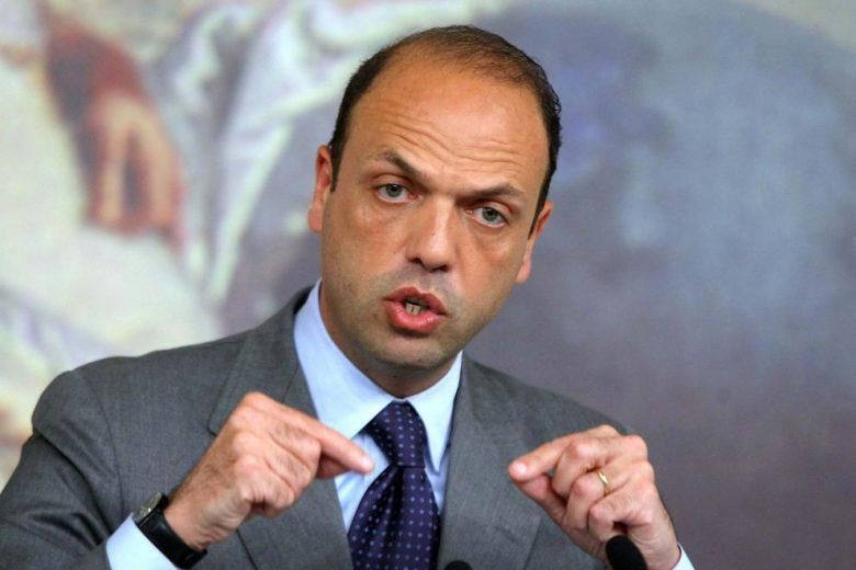 Angelino Alfano (foto tratta dal sito eunews.it)