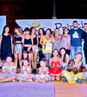Festa in piazza Carducci, 30 luglio