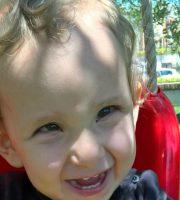 Il piccolo Riccardo