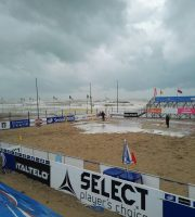 Beach Arena impraticabile