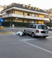 Incidente in via Virgilio. 5 luglio