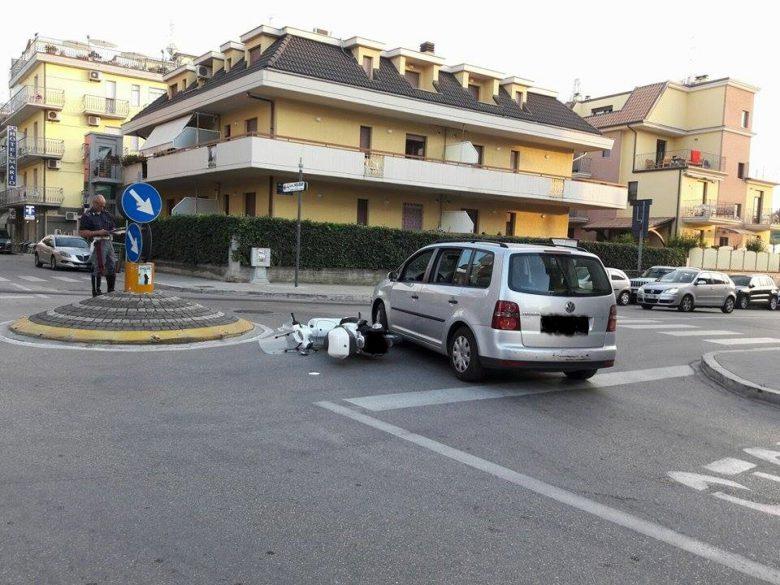 Incidente in via Virgilio. 5 luglio