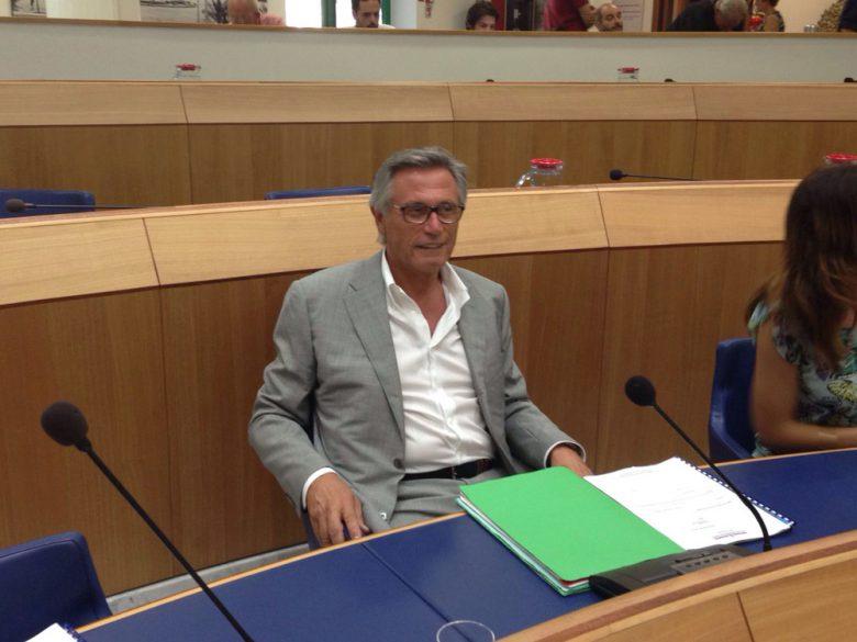 Paolo Perazzoli sui banchi dell'opposizione dopo quasi 25 anni