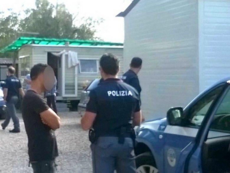 Reparto Prevenzione Crimine (foto Questura di Ascoli)