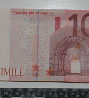 Facsimile 10 euro