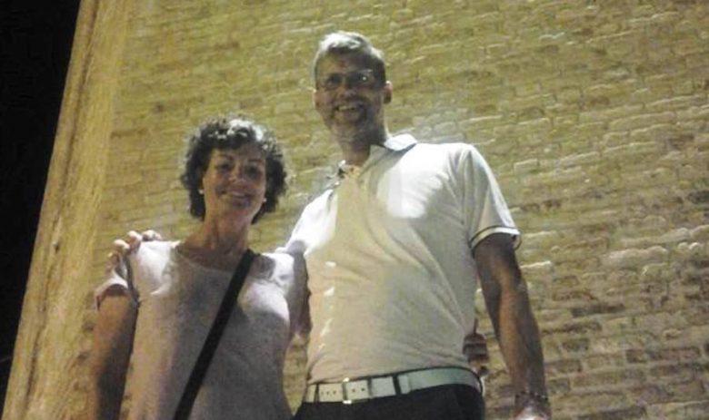 Stefan e sua moglie