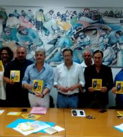 "La conferenza stampa di presentazione di ""Art Glam Night"""